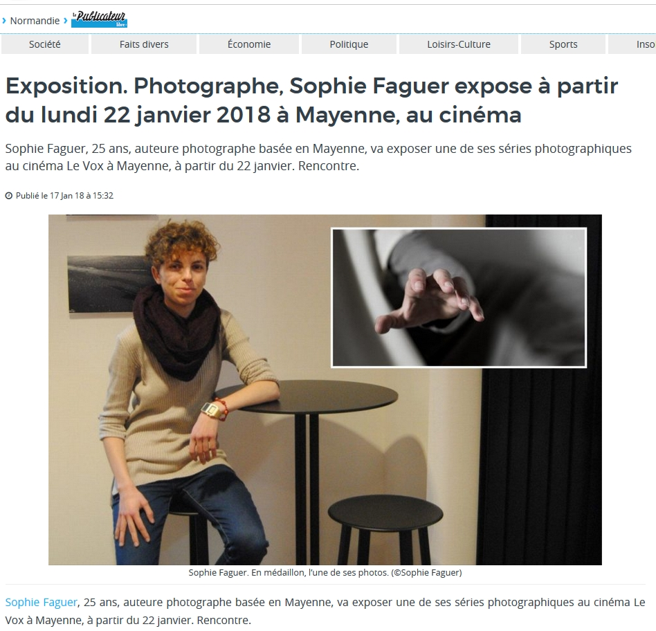 sophie expo LePublicateurLibre.jpg