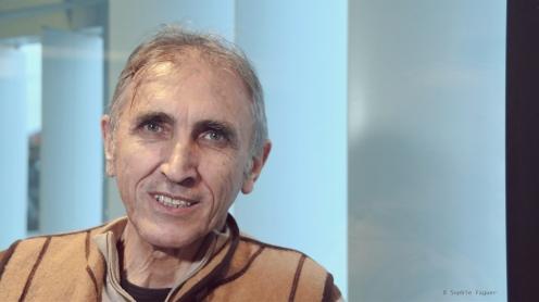 Jean-Luc Bansard, metteur en scène présent dans le documentaire