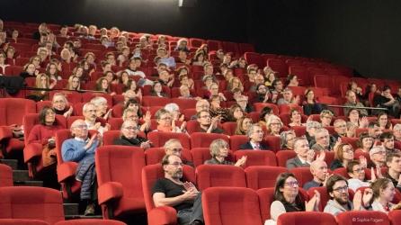 Un public venu en nombre pour cette soirée d'ouverture.